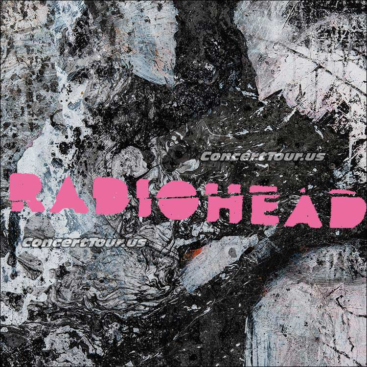 Radiohead profile picture from Facebook. Maybe the new cover for a new album? We'll have to wait and see.