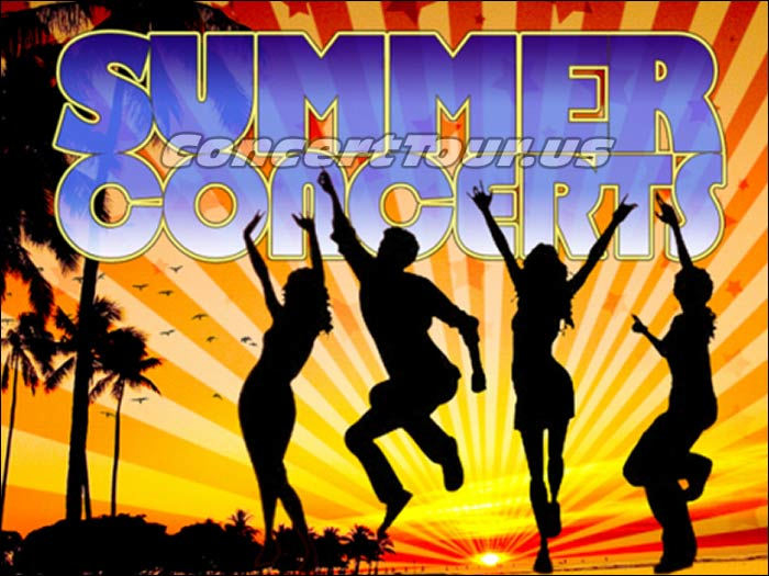 2016 Summer Concert Tours – The List of MUST SEE Concerts for this summer!