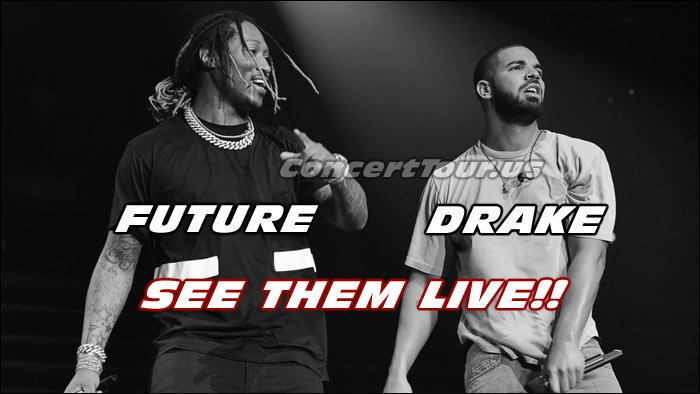 See DRAKE and FUTURE on stage together this summer on their Summer Sixteen Tour!