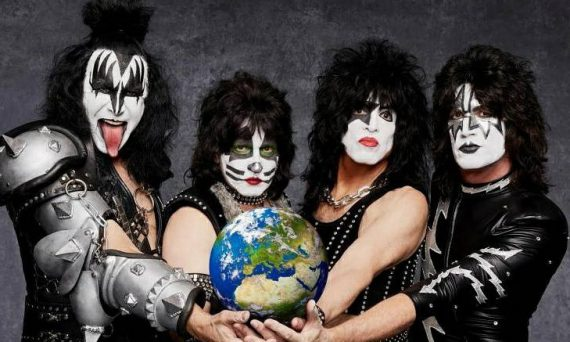 KISS will be on their WORLD TOUR all year during 2017!