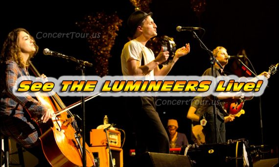 Don't miss one of your last chances to see The Lumineers in concert this year!
