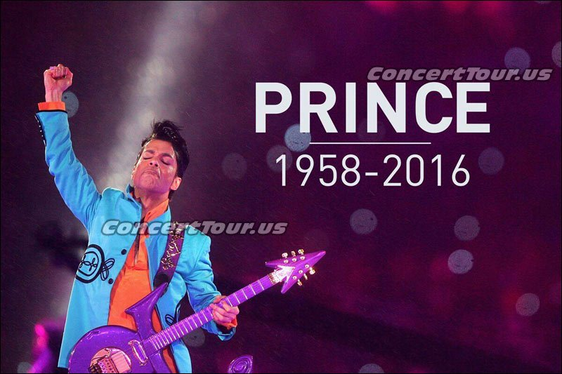 We say goodbye to another musical icon, this time it's PRINCE. At only 57 years old, he was taken way too soon.