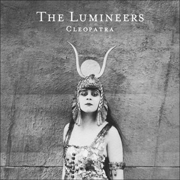 Album cover for the latest album Cleopatra from The Lumineers.