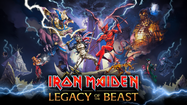 Iron Maiden : Legacy of The Beast Video Game
