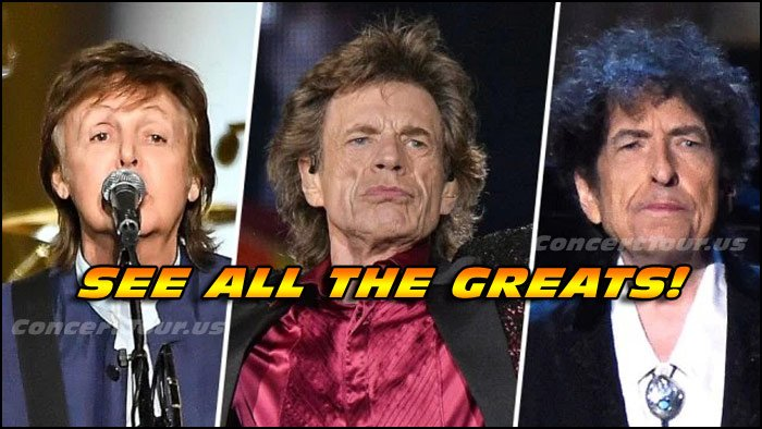 The Desert Trip Festival will be held for multiple days, over a couple of weekends. These shows are going to be tremendous!