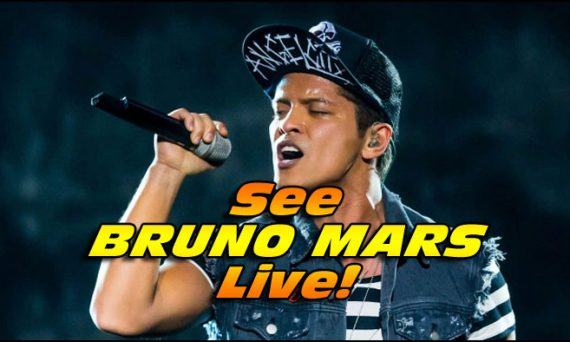 Will BRUNO MARS Announce More Show Dates For 2016? You'll Have To Wait and See!