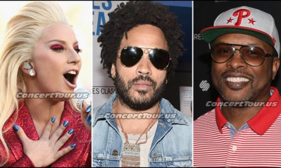 Lady Gaga, Lenny Kravitz & DJ Jazzy Jeff To Headline 'Camden Rising' Concert at the Democratic National Convention