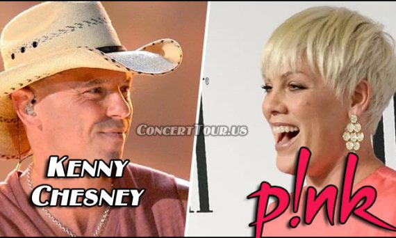 Kenny Chesney puts the release of his new album off until he can finish recording with P!NK
