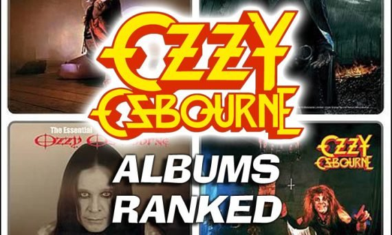 Ozzy Osbourne's 10 Best Solo Albums Ranked (In Our Opinion)