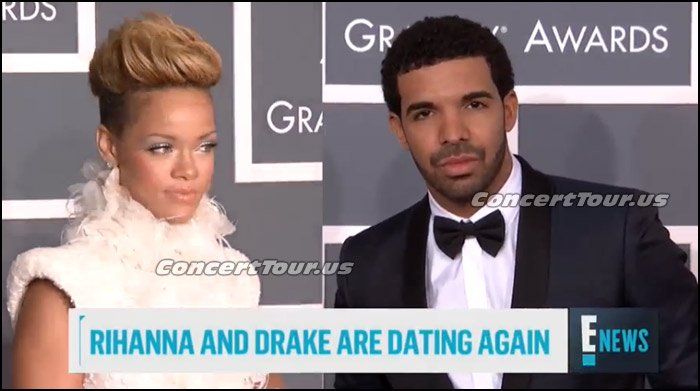 It's been officially confirmed! DRAKE and RIHANNA are dating again!