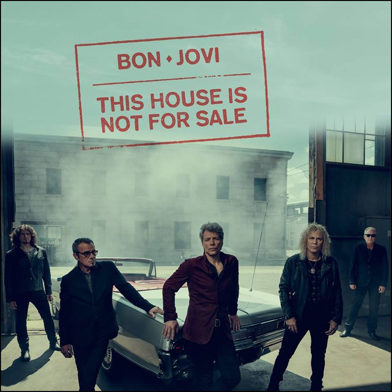 Jon Bon Jovi and the rest of the band look awesome. Check out their new music video below!
