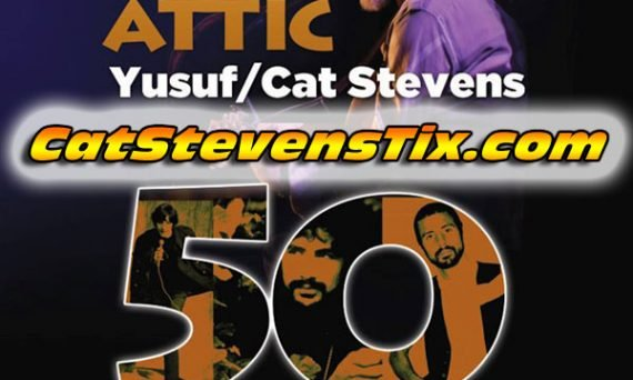 Cat Stevens 2018 Concert Tour