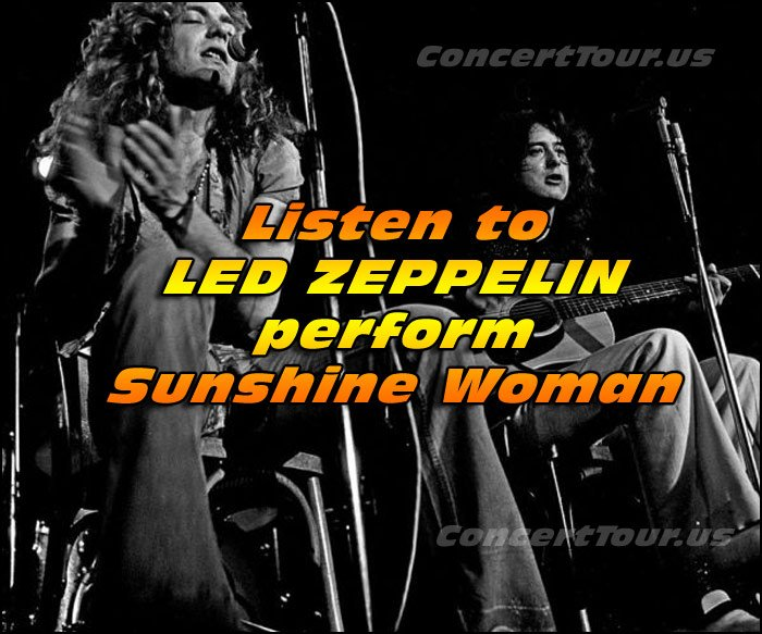 Bet you'd never think that you'd be listening to 'new' Led Zeppelin songs almost 50 years later.