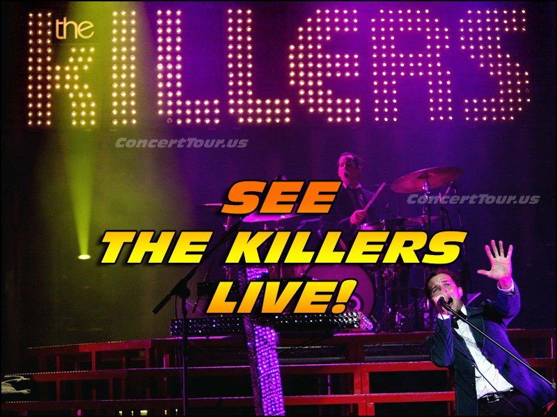 Fan of The Killers? Then you must be waiting for some new music. Hopefully you will not have to wait long!