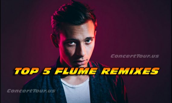FLUME not only produces his own music, he also has done some great remixes. Here are some of his best.