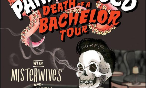 Don't Miss Your Chance to see Panic! At The Disco live in concert!