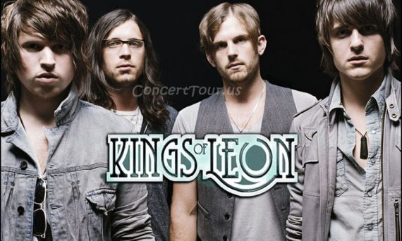 Don't miss your chance to see Kings of Leon live in concert!