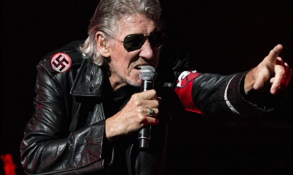 Roger Waters of Pink Floyd is so anti-Semitic that American Express just cut off all his tour funding.