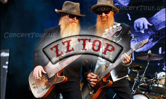 Don't forget to check and see if ZZ Top is on tour. Visit our ZZ Top Tour Page for all the latest.