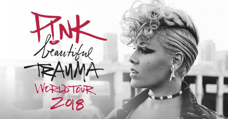 Pink concert dates