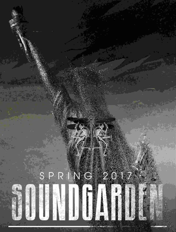 It's been quite some time since Soundgarden has been on the road on tour, so do not miss this!
