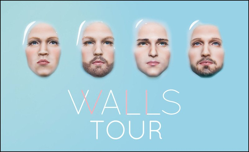 Kings of Leon extend WALLS tour into 2017. Don't miss your chance to see them live in concert!