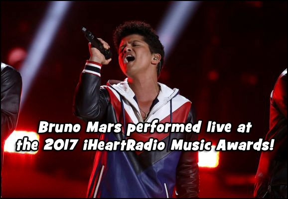 Bruno Mars Tells Fans To Get Ready, Plenty of New Music is On The Way