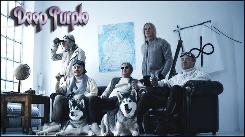 DEEP PURPLE are asked question after question in quick succession. Watch the Q & A Below!