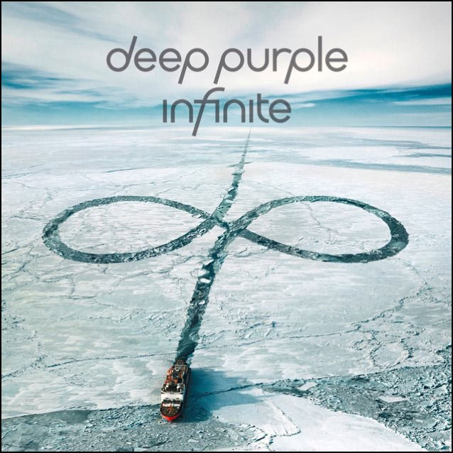 DEEP PURPLE's newest album 'inFinite' will be out and available on April 7th!