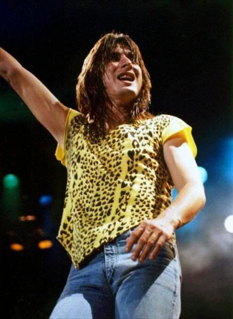 Don't miss this year's Rock and Roll Hall of Fame inductions because Journey will be there hopefully with Steve Perry.