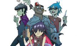 Fan of The Gorillaz? They are on tour this year so do not miss them!!!