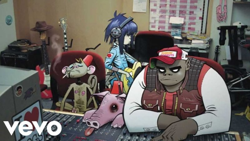 It's been quite a while since we had a chance to see the GORILLAZ Live in Concert! Do NOT miss this chance!
