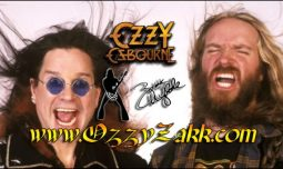 It's been quite a few years since Ozzy and Zakk Wylde did some extensive work together. Do not miss them on this tour!