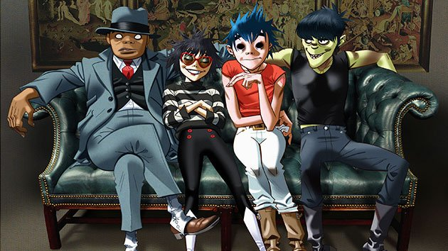 If you missed The Late Show with Gorillaz performing, don't worry, watch the videos below.