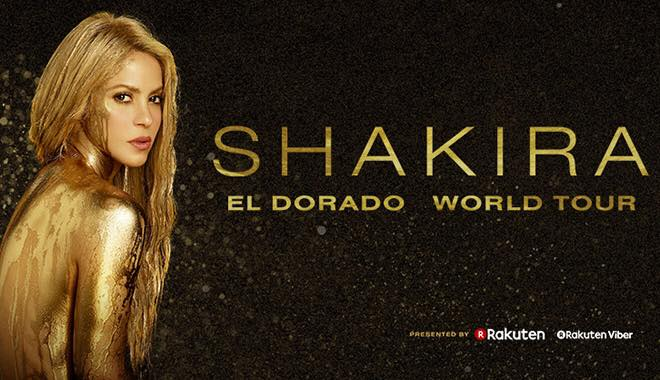 It's been quite a bit of time, but Shakira is back with new music and a world tour!