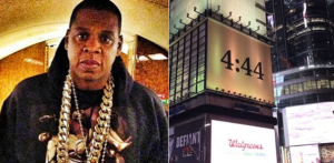 Jay-Z hits the road in support of his 4:44 Album.