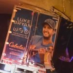 Picture from the scene of the accident with one of Luke Bryan's tour tractor trailers in Long Island.