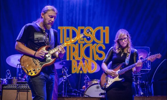 Don't miss your chance to see Tedeschi Trucks Band live in concert at a venue near you!