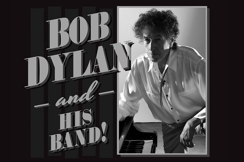 Don't miss your chance to see Bob Dylan live in concert this year!
