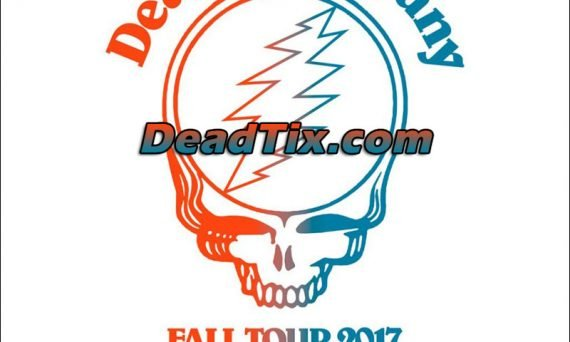 Don't miss your chance to see Dead & Company live in concert on their 2017 Fall Tour.
