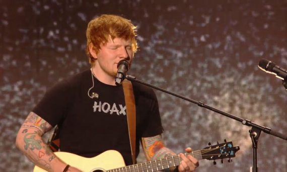 Ed Sheeran has already announced 2018 tour plans.