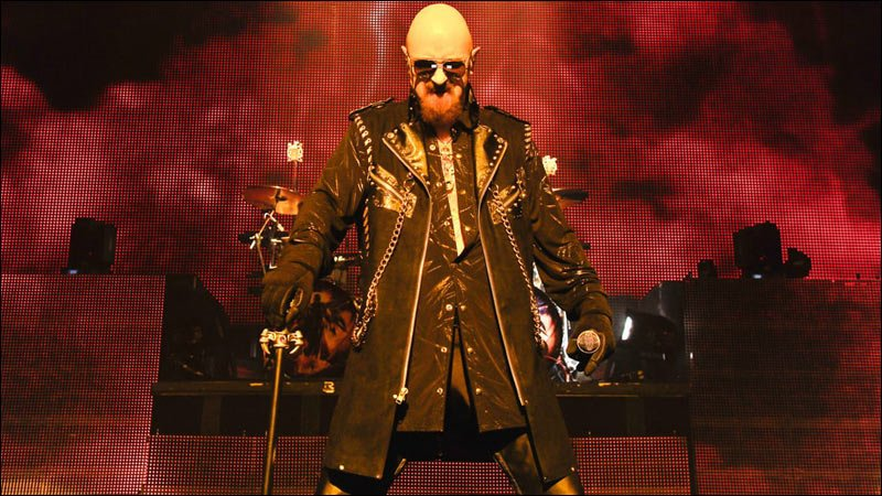 Firepower album is due out soon from Judas Priest and they will be on tour in 2018!