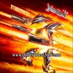 Cover Artwork for Judas Priest album Firepower. Hear part of the new song below!