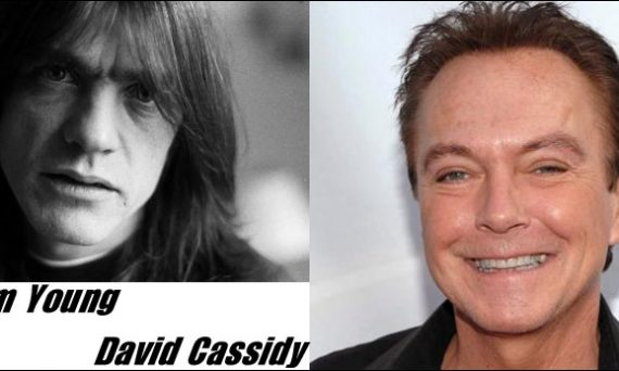 Malcolm Young of AC/DC and David Cassidy are just 2 recent musician deaths that have rocked the music world.