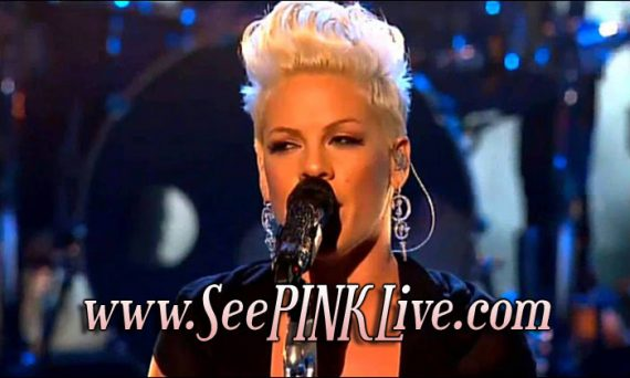 Don't worry, we're pretty sure that P!NK will be releasing her UK dates soon!