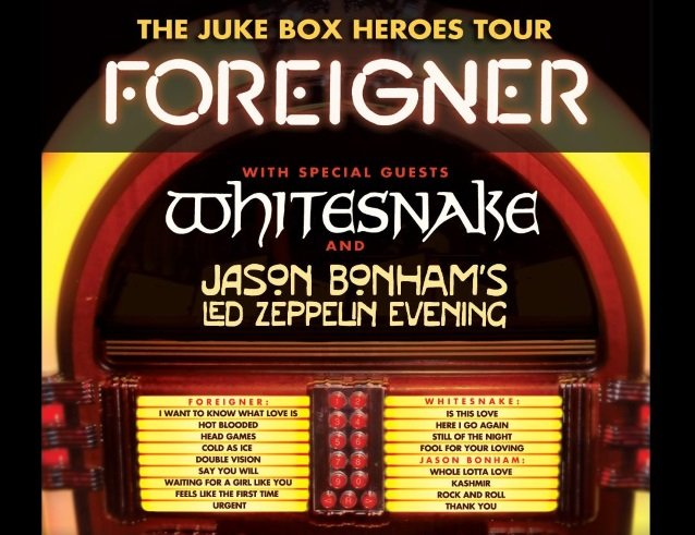 This may be one of your last chances to see Foreigner live in concert, so don't miss it.