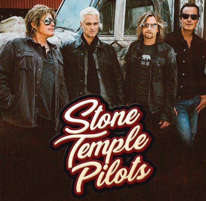 Stone Temple Pilots (STP) will be on tour throughout 2018 with Jeff Gutt fronting the band.