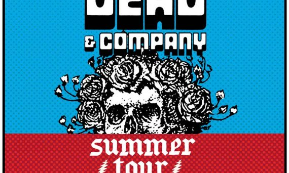 Dead & Company have laid out their 2018 Summer Tour Plans!