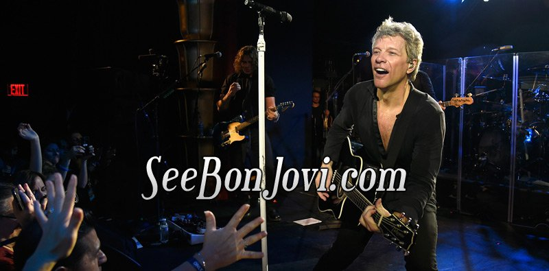 2018 looks to be a great year so far with new Bon Jovi tour dates!