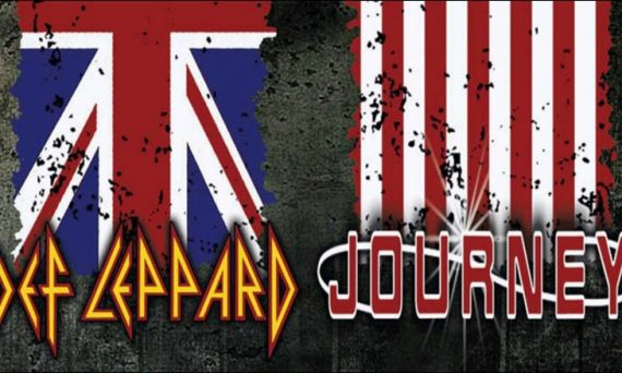 Def Leppard and Journey will be on Tour in 2018